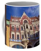 Riga Old Town 5 Coffee Mug
