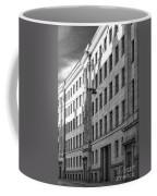 Riga Soviet Architecture 01 Coffee Mug