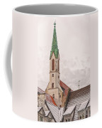 Riga St Johns Church Coffee Mug