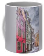 Riga Street Coffee Mug
