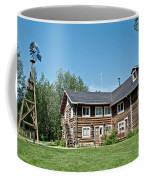 Rika's Roadhouse In Big Delta State Historical Park-ak Coffee Mug
