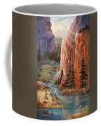 Rim Canyon Ride Coffee Mug