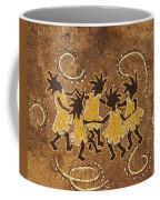 Ring-around-the Rosie Coffee Mug