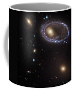 Ring Galaxy Coffee Mug