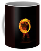 Ring Of Fire Coffee Mug by Mike  Dawson