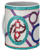 Ring Of Fire Coffee Mug by Robert Margetts