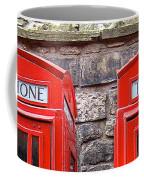 Ring Ring Coffee Mug