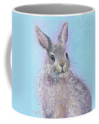 Easter Bunny Painting - Ringo  Coffee Mug