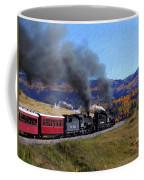 Rio Grande 488 And 489 Coffee Mug