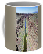 Rio Grande Gorge Coffee Mug
