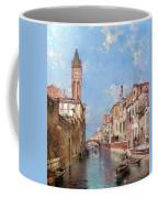 Rio St Barnaba Venice Coffee Mug
