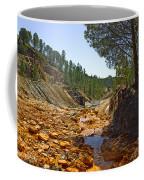 Rio Tinto Mines, Huelva Province Coffee Mug
