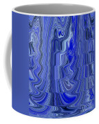 Ripple Abstract Coffee Mug