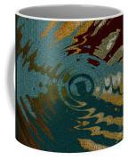 Rippled Time Coffee Mug