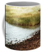 Rippled Water Rippled Reeds Coffee Mug