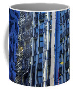 Ripples In Glass Coffee Mug