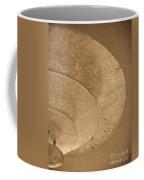Ripples Of The Ceiling Coffee Mug