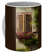 Riquewihr Window Coffee Mug