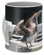 Pier Pelican Coffee Mug