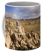 Rise Of Gneis Rock Formations Coffee Mug