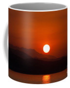 Rise Over Peaks Coffee Mug