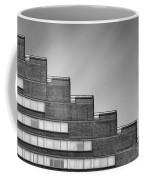 Rise To The Challenge Coffee Mug by Evelina Kremsdorf