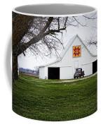 Rising Star Quilt Barn Coffee Mug