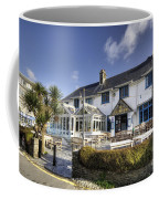 Rising Sun At St Mawes  Coffee Mug