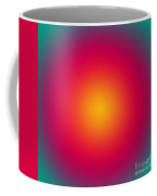 Rising Sun Color Harmony Coffee Mug