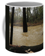 Rising Waters With Timber Coffee Mug