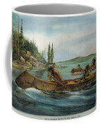 Rival Fur Traders  Coffee Mug
