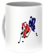 Rivalries Senators And Maple Leafs Coffee Mug