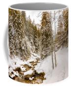 River And Path Coffee Mug