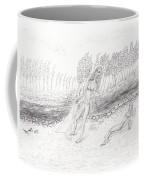 River Beach Coffee Mug