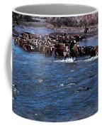 River Crossing Coffee Mug
