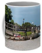 River Dogs Coffee Mug