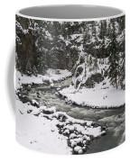 River Flow One Coffee Mug