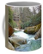 River House In Spring Coffee Mug