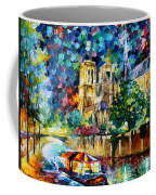 River In Paris Coffee Mug