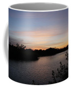 River In The Eveninglight - Sanibel Island Coffee Mug