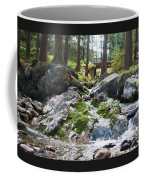 A River Scene In Wicklow, Ireland Coffee Mug