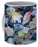 River Leaves Coffee Mug