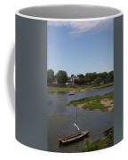 River Loire Fishing Boat Coffee Mug