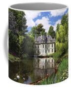 River Mansion Coffee Mug by Dominic Davison