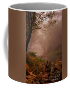 River Mist On A Mystical Morning Coffee Mug