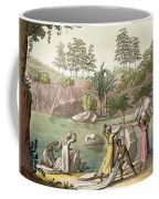 River Near San Benedetto, Madagascar Coffee Mug