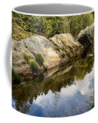 River Reflections IIi Coffee Mug by Marco Oliveira