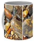 River Rocks 16 In Stereo Coffee Mug