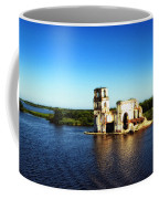 River Ruins Coffee Mug