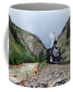 River Run Coffee Mug